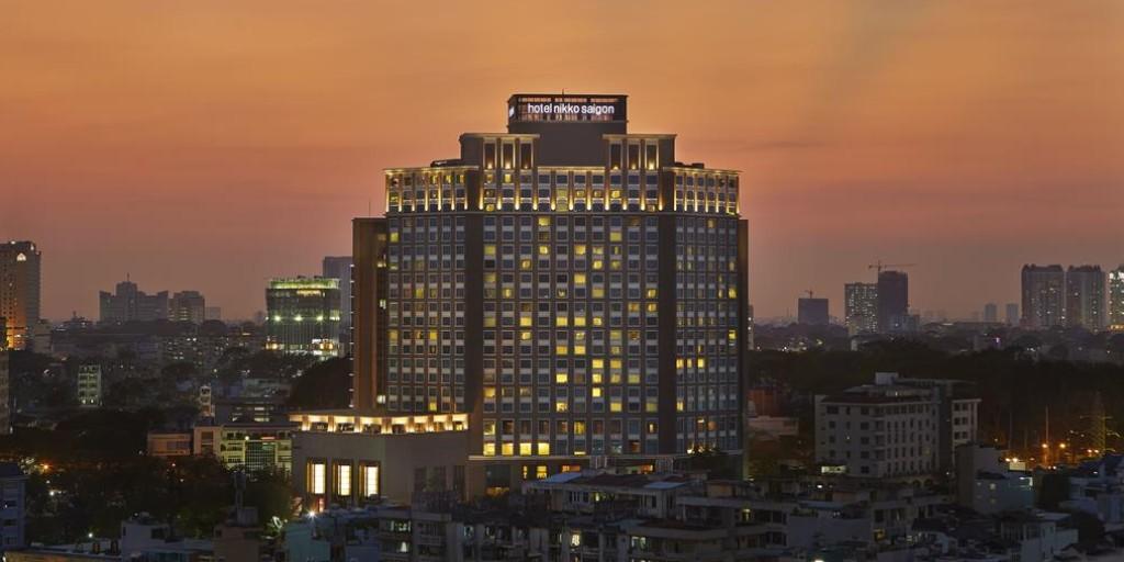 Hotel Nikko Saigon: Exterior