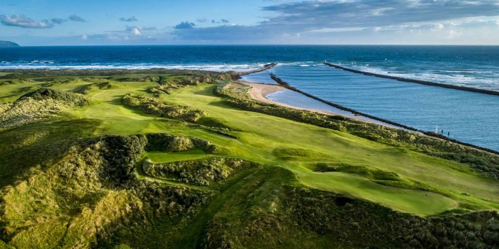 Castlerock Golf Club: Front Nine