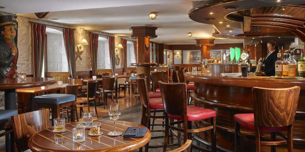Trident Hotel Kinsale: Wharf Tavern
