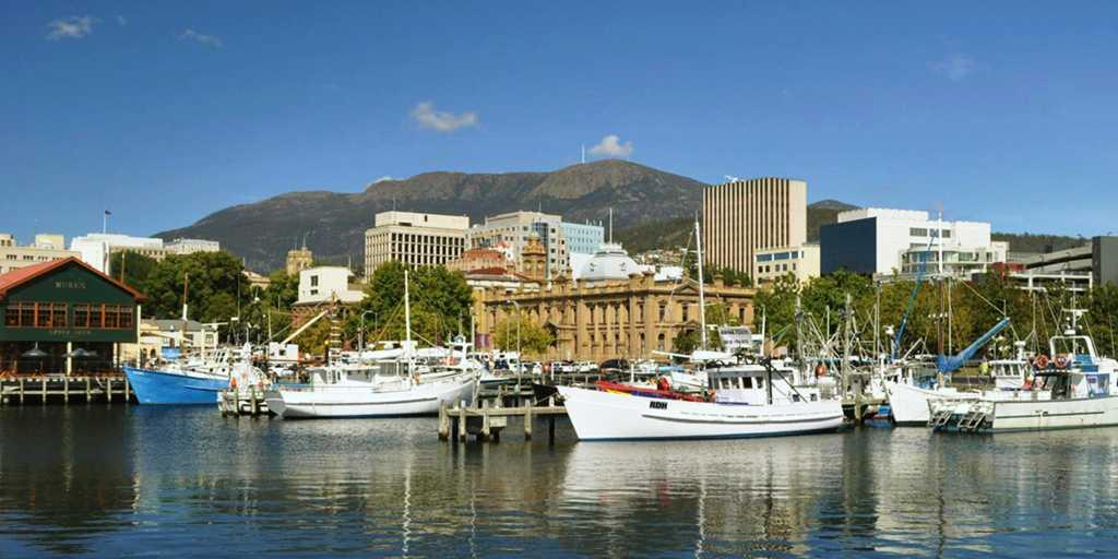 Out & About: Hobart Waterfront
