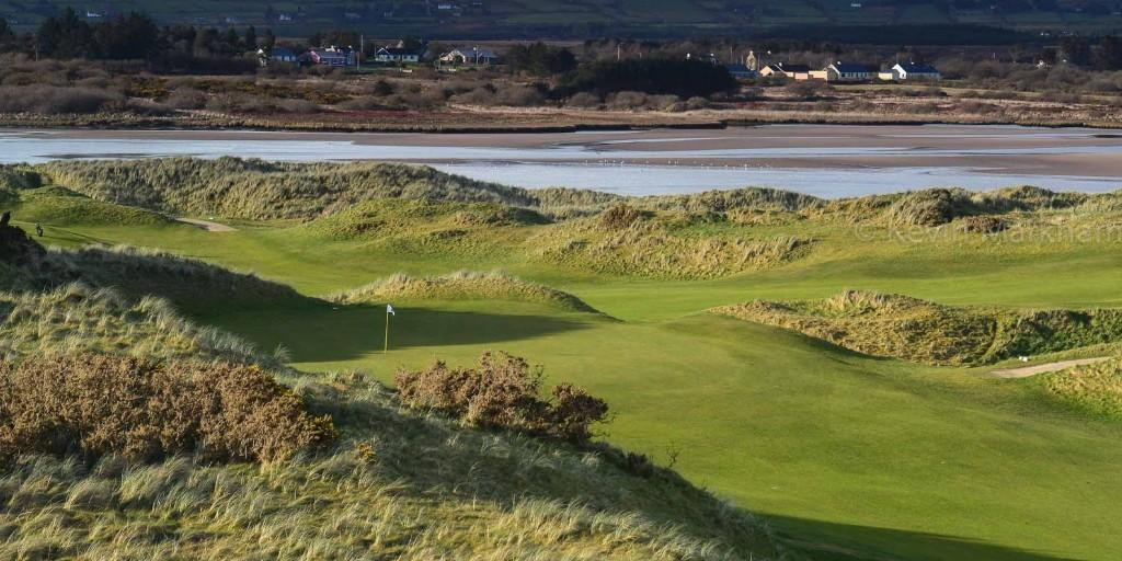 Waterville Golf Links: Hole 11