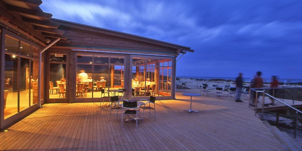 Clubhouse at Barnbougle Dunes