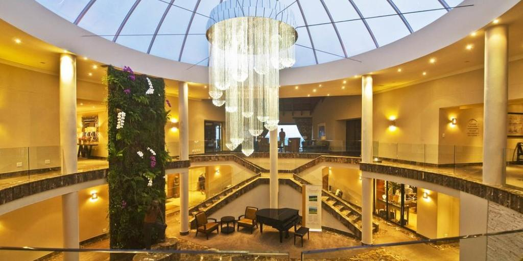The Simola Hotel is perfectly set in the heart of Garden Route at Knysna