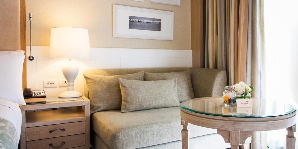 Deluxe Room Living Area: Amari Hua Hin