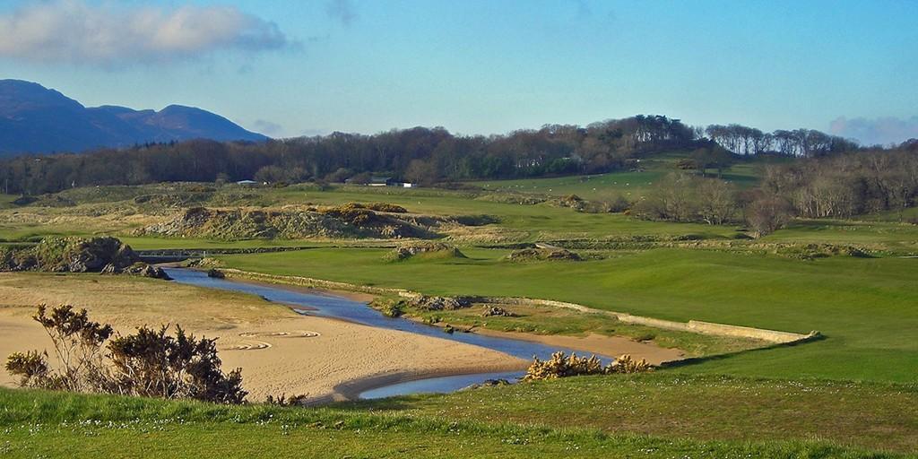 Portsalon Golf Links: 2nd Hole
