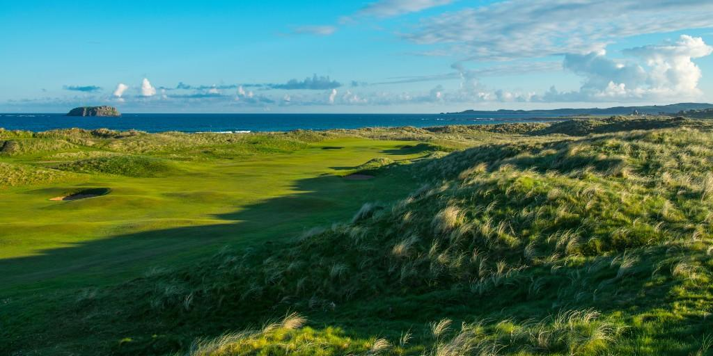 Ballyliffin Golf Club (Glashedy Links): Hole 13