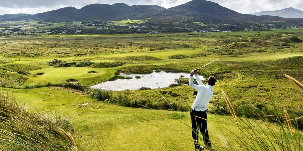 Ballyliffin Golf Club (Glashedy Links)