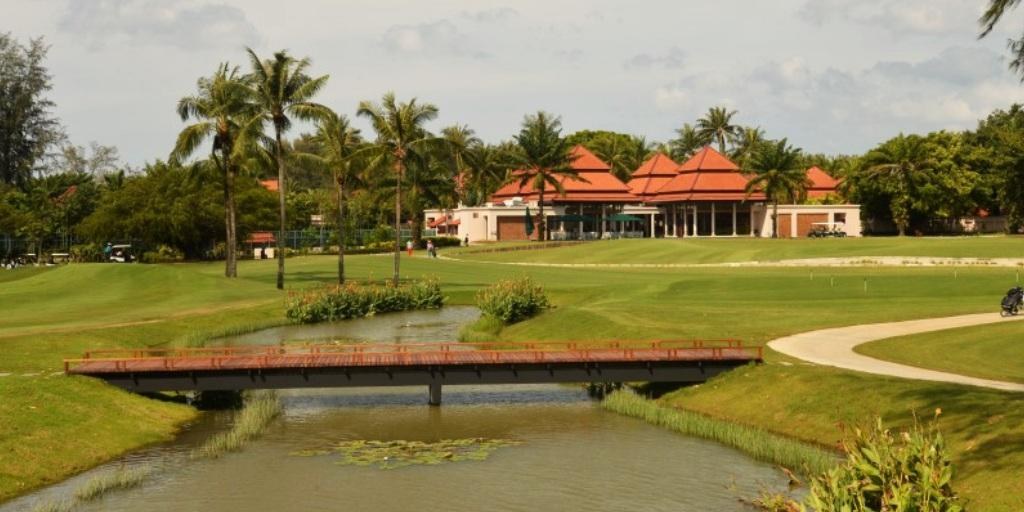 Clubhouse Laguna Phuket Golf Club