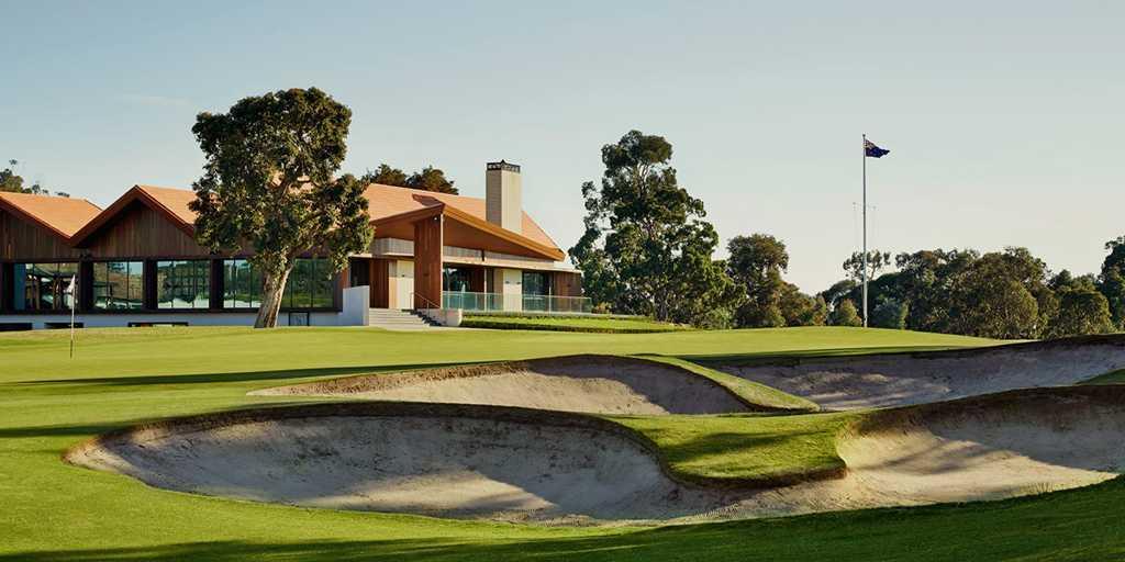 Melbourne Golfing Meander
