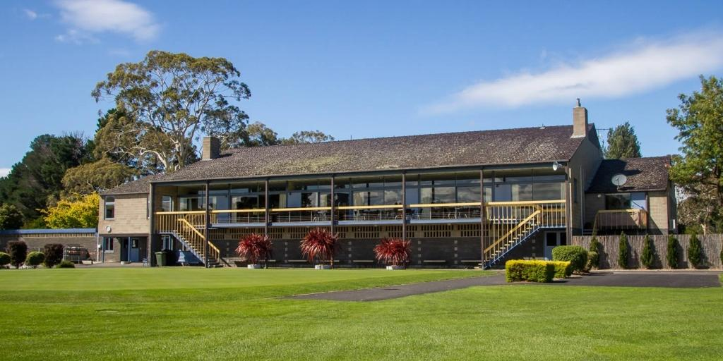 Clubhouse Royal Hobart GC