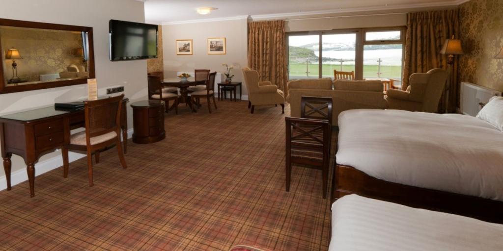 Guest Room: Rosapenna Hotel & Golf Resort