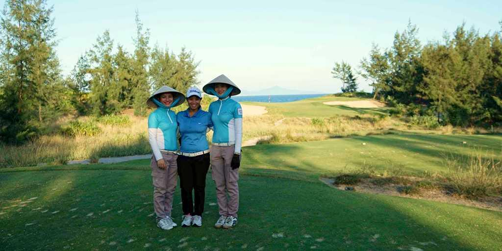 Experience true Vietnamese hospitality at the Danang GC