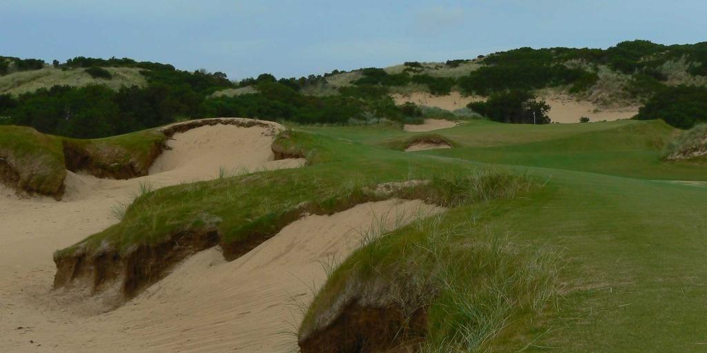 Barnbougle Dunes Golf Links