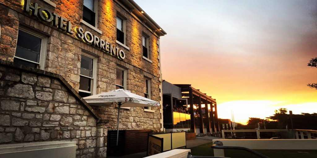 Sorrento Hotel: A classified heritage property