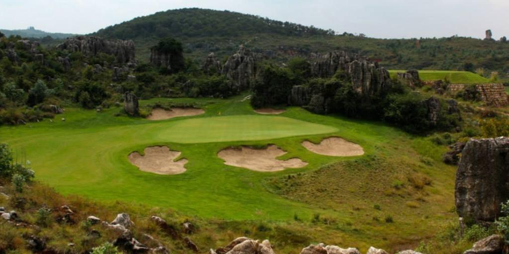 Stone Forest A Course