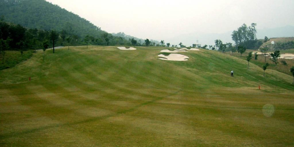 Hole 18 Leadbetter Course