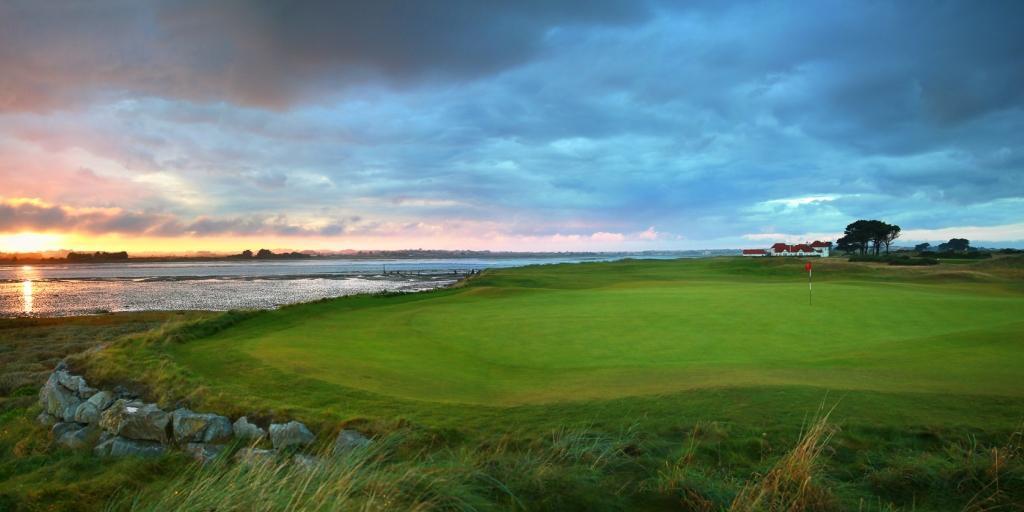 Hole 1 Portmarnock Golf Club