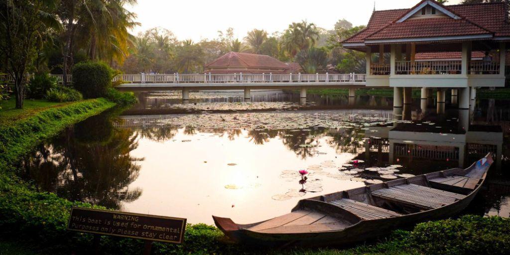 Hotel: Sofitel Angkor Phokeethra Resort