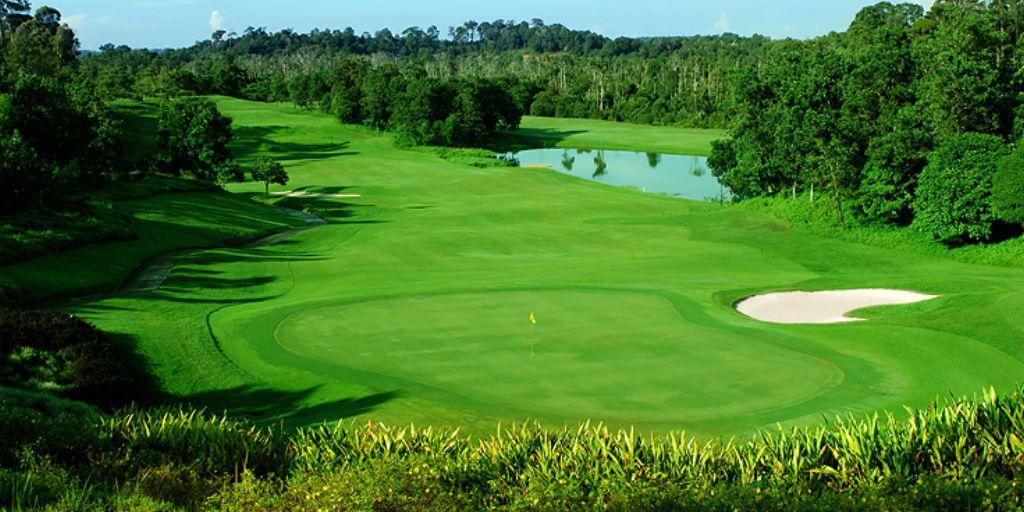 Ria Bintan Forest Course
