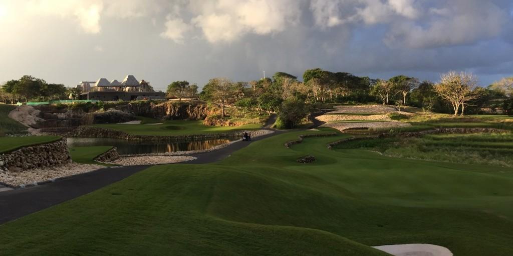 Bukit Pandawa Golf Club: Clubhouse
