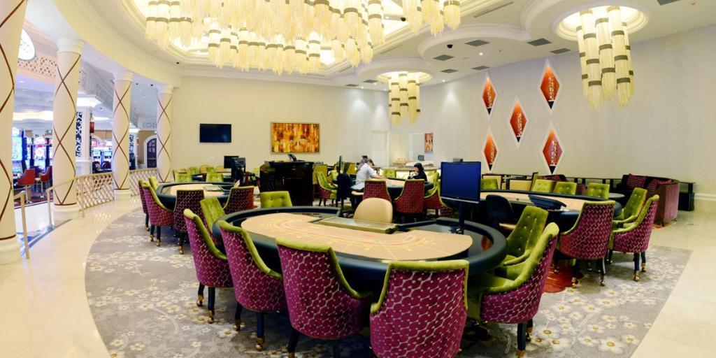 Casino: Grand Ho Tram Strip