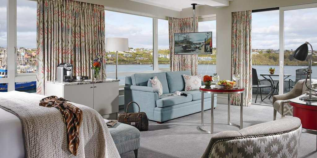 Trident Hotel Kinsale: Junior Suite