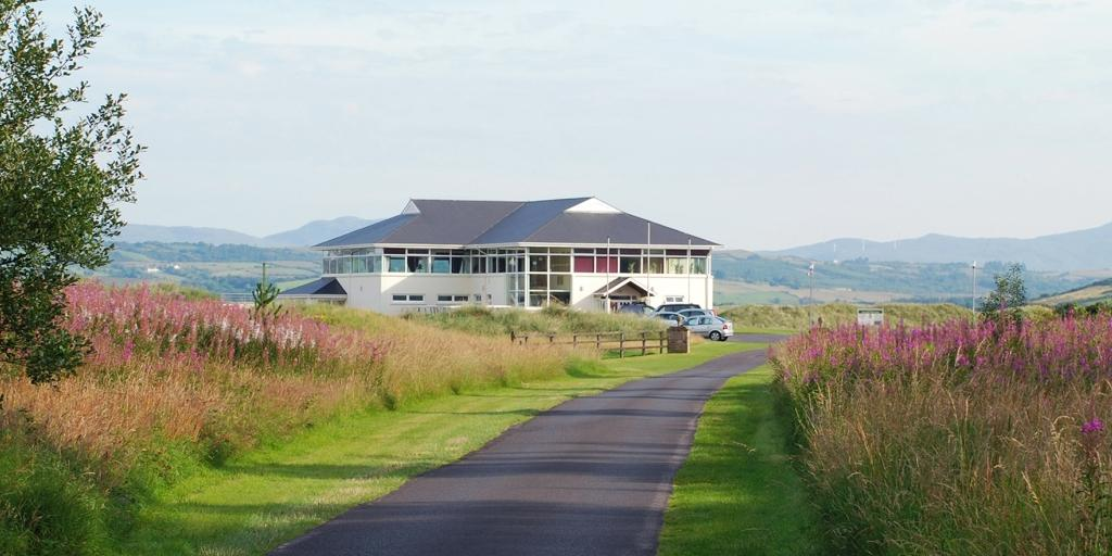 Clubhouse Donegal Golf Club Murvagh