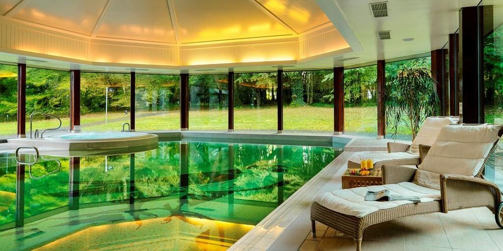 Mount Falcon Estate: Indoor Pool