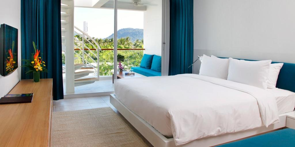 Moonlight Deluxe Room: The Nap Patong