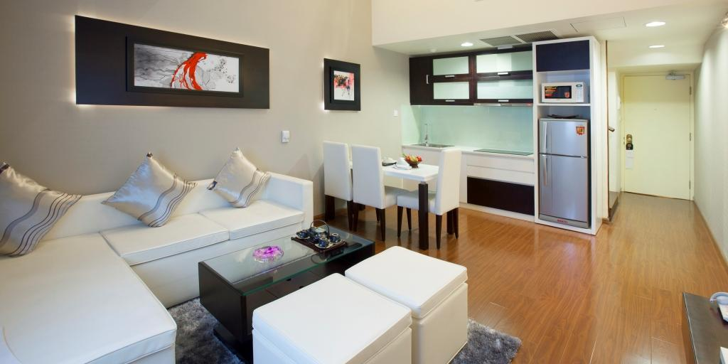 One Bedroom Apartment: Duxton Hotel Saigon
