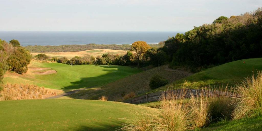 Hole 14 Cape Schanck GC