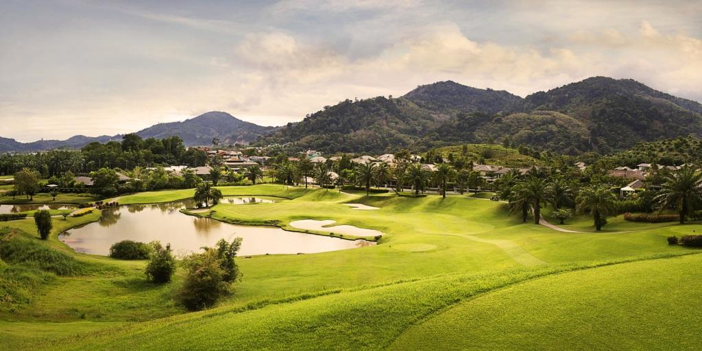 Hole 14 Loch Palm Golf Club