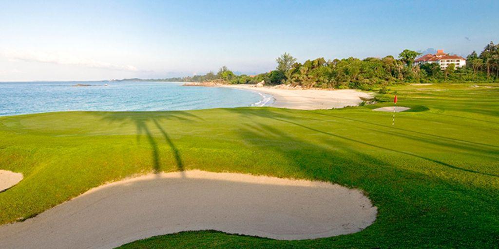 Bintan Lagoon Seaview Course