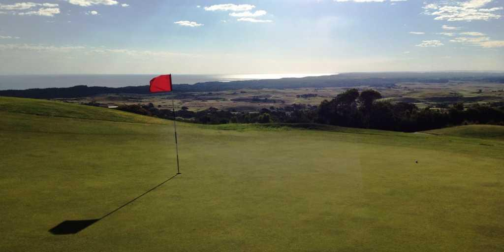 15th Green Cape Schanck GC