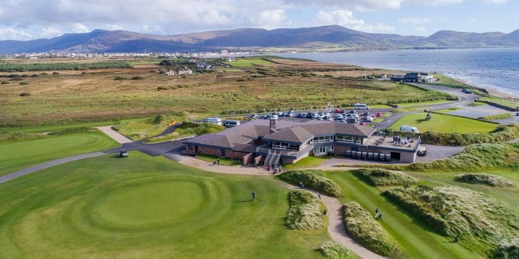Waterville Golf Links: Clubhouse