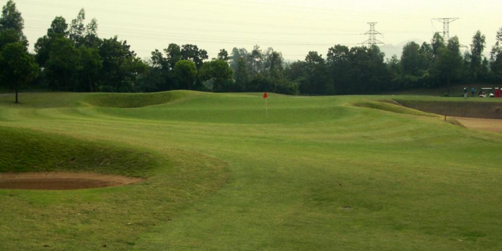 Hole 3 Vijay Course Vijay Course
