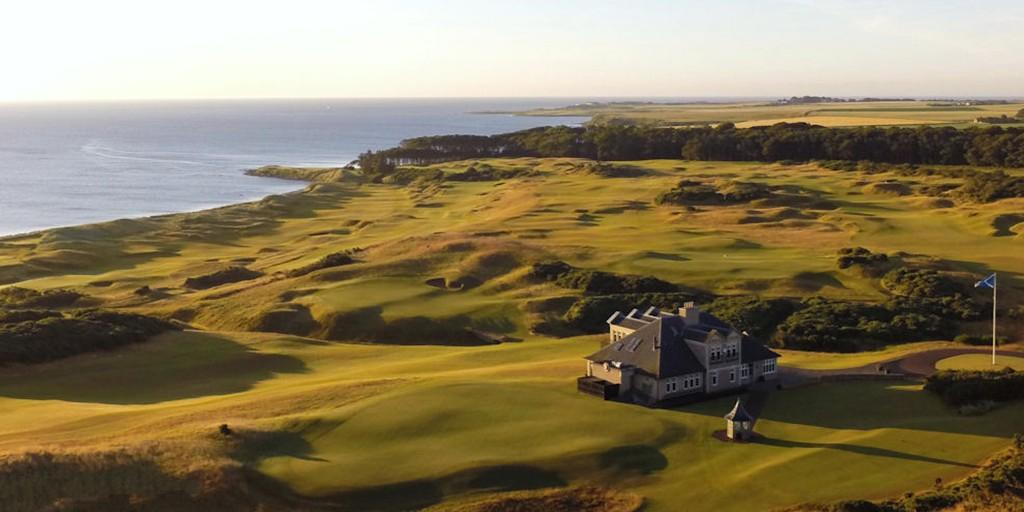Kingsbarns Golf Links: Finishing Holes 9th and 18th
