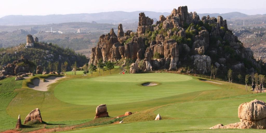 Stone Forest B Course