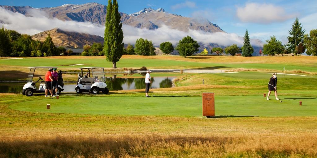 Hole 7 Millbrook Golf Course