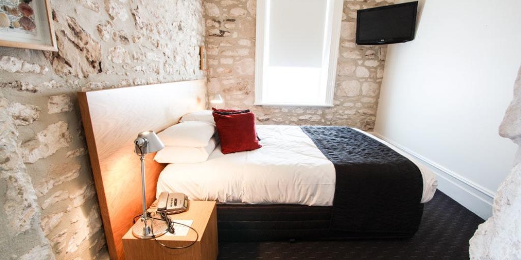 Guestroom: Hotel Sorrento
