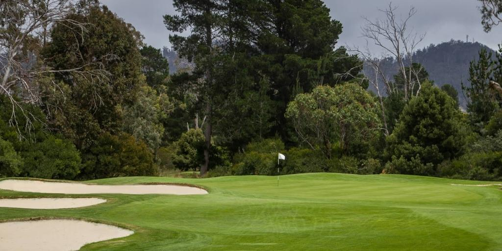 Front course at Royal Hobart GC