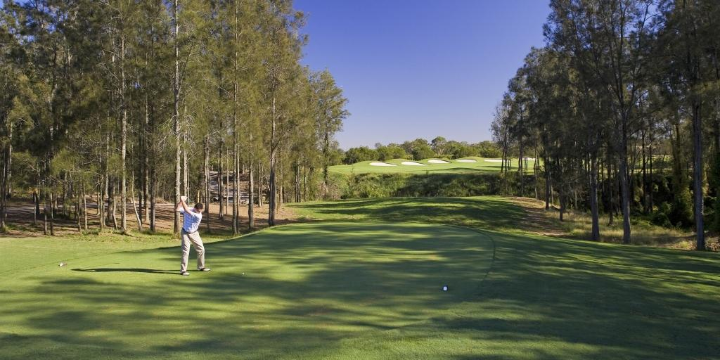 Hunter Valley GC offers stunning views, beautiful wildlife and a relaxed atmosphere