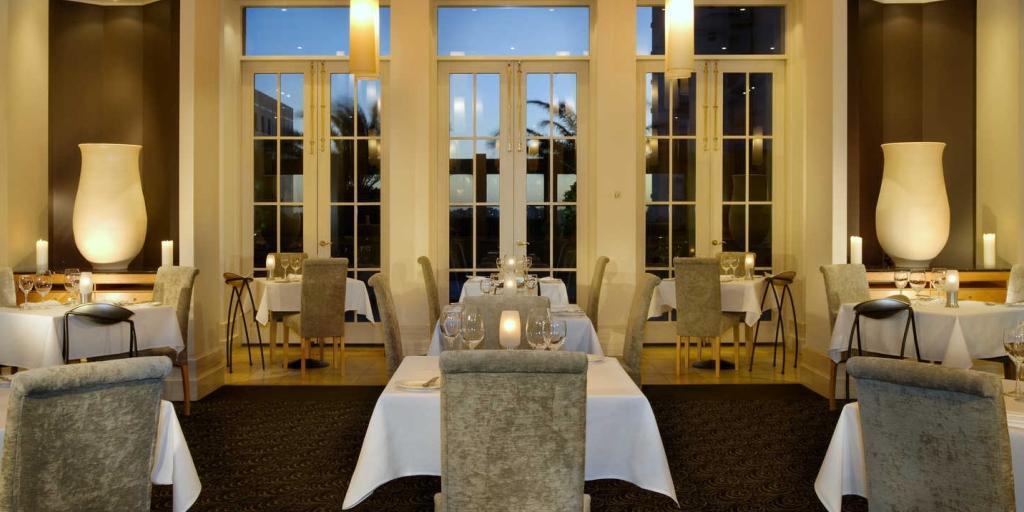 Restaurant: Pan Pacific Perth