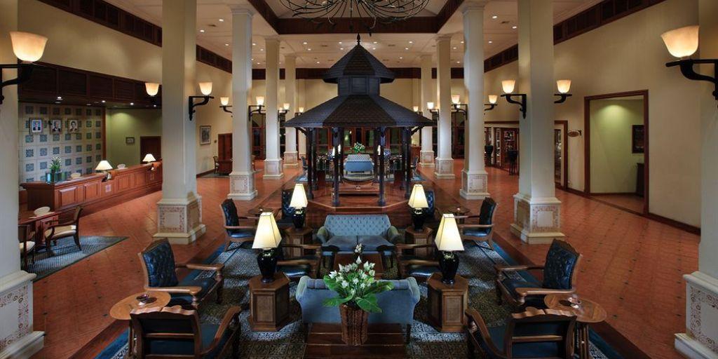Lobby: Sofitel Angkor Phokeethra Resort