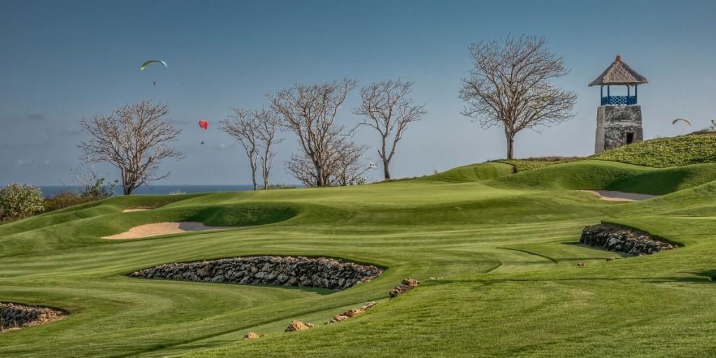Bukit Pandawa Golf Club: Hole 13