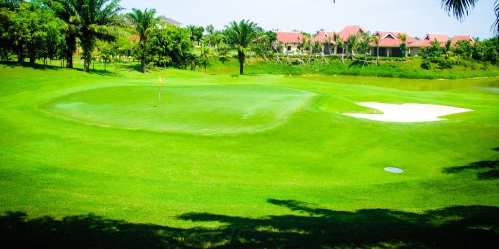 Hole 12 Long Thanh GC Hill Course