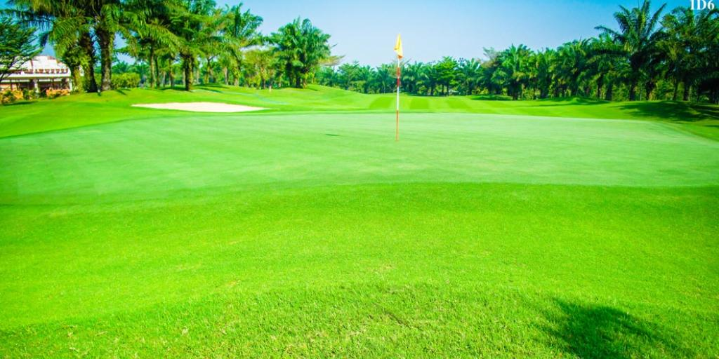 Hole 1 Long Thanh GC Hill Course