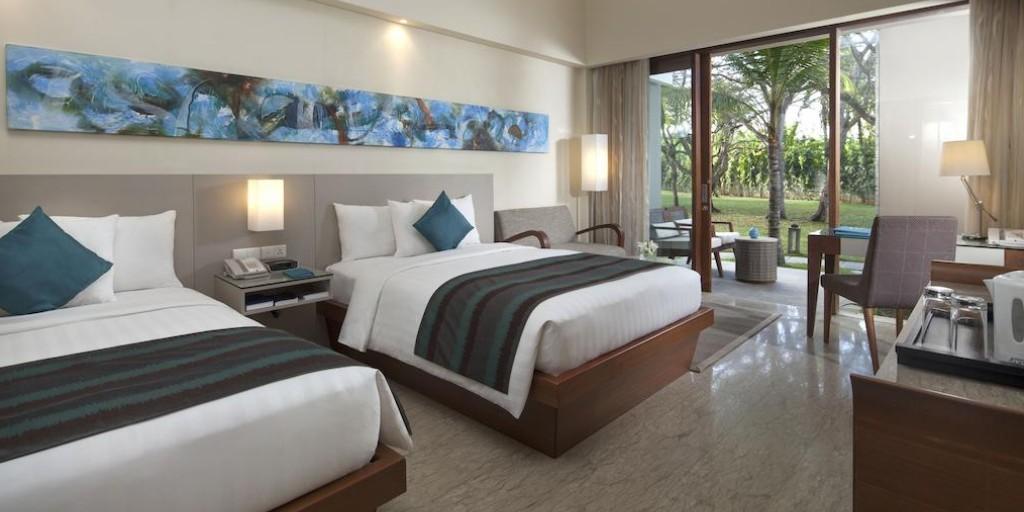Marriott Nusa Dua: Guestroom