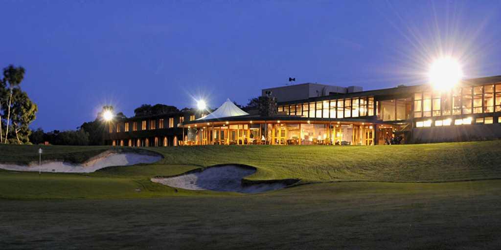 Luxury Melbourne Golf