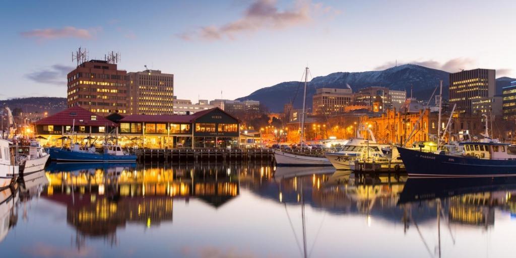 Splendors of Tasmania